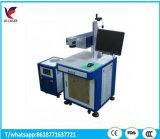 máquina de grabado de la marca del laser de la fibra de 30W 50W con el surtidor de la fábrica