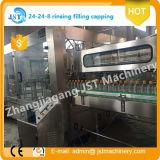 Lavar-Llenar-Capsular 3 en 1 máquina de rellenar del jugo para la botella del animal doméstico