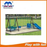 Kids Play를 위한 Slide를 가진 2016 매력적인 Outdoor Solitary Equipment Swing