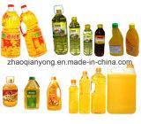 Plastik-/Glasflaschen-vollautomatisches Öl-füllende mit einer Kappe bedeckende Maschine