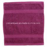 卸売の100%年の綿のさまざまなカラー60g 30cm x 30cmのホテルの表面手タオル