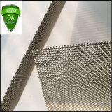 Chiffon de treillis métallique en acier inoxydable pour la filtration, d'insectes maille écran/écran de la fenêtre