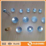 مسطّحة أو [دومد/] مستديرة/بيضويّة/مقعّرة/مستطيل ألومنيوم كتلة معدنيّة