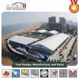 50m großes freies Überspannung Arcum Abdeckung-Zelt für Ausstellung
