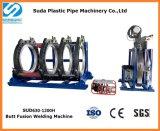 Sud1200h de la máquina de ensamblaje del tubo de HDPE
