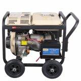 Générateur diesel de pouvoir portatif refroidi par air simple de cylindre avec du ce (5kw/3kw/2kw)