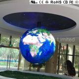 Affichage LED de cercle avec le haut de la qualité européenne P3