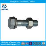 DIN933 DIN931 8.8 Grade Hex Bolts et Nuts/Hex Bolt /Hex Nut