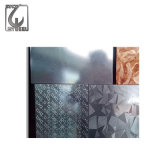 JIS 304 geprägtes Metallblatt dekorativ für Edelstahl