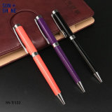 De Zware Pen van uitstekende kwaliteit van het Metaal van het Embleem van de Douane van de Ballpoint