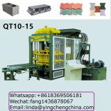 Hohe Leistungsfähigkeits-Betonstein, der Maschine, sperrende Ziegelstein-Maschine, Straßenbetoniermaschine-Ziegeleimaschine herstellt