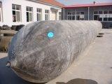 Морской резиновые подушки безопасности для работы док-станции с плавающей запятой