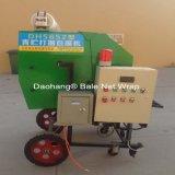 De automatische Ronde Netto Machine van de Baal van het Gras met de Omslag van de Film