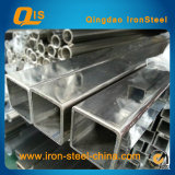 Rectangle Carré Welded Tube en acier inoxydable