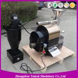 작은 1kg 가스 열 커피 굽기 기계 소형 커피 로스터