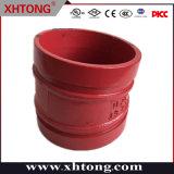 Fornitore Grooved duttile del gomito da 22.5 gradi del ferro di alta qualità