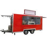 طعام شاحنة مقطورة/[سنك فوود] مقطورة/متحرّك مطبخ سيدة