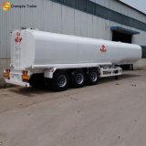 10.000 galones de tanque de combustible del eje 3 Trailer