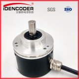 Adk A50L10 BuitenDia. 50mm, Stevige Shaft10mm 360 de Stijgende Roterende Codeur van de Aandrijving PPR 5vlong IP54
