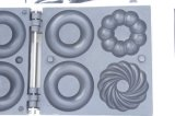 Machine van de Doughnut van de Verkoop van de Apparatuur van het baksel de Hete Mini met Ce