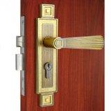 Tapgat Lockset van de Deur van de Ingang van de Legering van het Zink van het Slot van de Deur van het Tapgat van de woonplaats het Vastgestelde