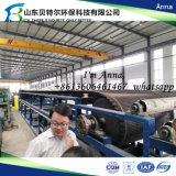 Vakuumriemen-Filterpresse, für die Rauchgas-Entschwefelung-Gips-Entwässerung