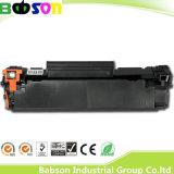 Nuevo Producto en polvo sin residuos Cartucho de tóner compatible con HP CB435