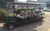 EEC Certificateとの電気Golf Cart Cheap 8 Seater Tourist Golf Car