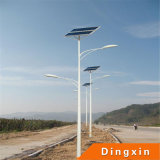 Regierung Supplier 60W Solar Street Light Lithium Battery