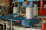 3つのヘッドは機械を作る管を壁紙を張る