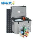 Min Portable voiture solaire 12V 24VCC COMPRESSEUR FRIGO réfrigérateur-congélateur voiture Mini-frigo