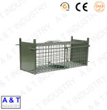 Animal en cage piège Cage Pet animal piège de soudure de pièces de la cage