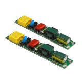 6-20W 비고립 T5 T8 LED 전구 운전사 전력 공급