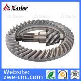 カスタムプラスチックか拍車または金属またはドライバーまたは速度または斜めか螺旋形またはワームギヤ