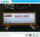 아르헨티나 P2.5 P5 옥외 LED 택시 최고 광고 발광 다이오드 표시