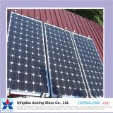 3.2/4m m endurecieron el vidrio solar ultra claro cubierto para el panel solar