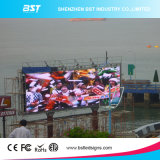 Color al aire libre pantalla LED para cartelera