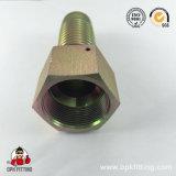 45&deg ; Femelle métrique 24&deg ; Embout de durites hydraulique du joint circulaire H.T. de cône (20541, 20541T)
