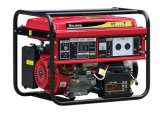 beweglicher Generator-Set-Rückzug-Anfang des Benzin-5kw (GG6000)