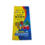 Commerce de gros poissons de la crevette de poulet Vivid Impression d'aliments du bétail Engrais sac d'emballage