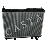 Radiador de carro de alumínio Ford Fiesta (08-) em dpi: 13201