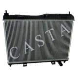 Radiator di alluminio Fiesta (08-) a (DPI: 13201)