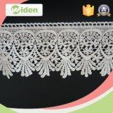 花嫁の服のための熱い販売のロマンチックなレースファブリック規則的なデザイン