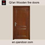 De houten Deur van de Brand