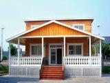 プレハブの軽い鉄骨構造の住宅の単位の家(KXD-42)