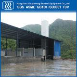 Séparation des gaz d'air Asu cryogénique de l'oxygène de l'azote usine de génération d'Argon