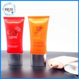 De plastic Verpakkende Flexibele Gelamineerde Zachte Kosmetische Buis van de Container voor Zonnescherm