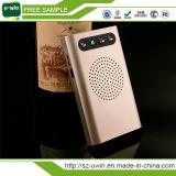 Bewegliche Energien-Bank mit Lautsprecher für iPhone