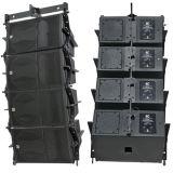 Matriz 400Watts línea para el sistema de sonido en el escenario \ Iglesia 12 pulgadas \ Música de sonido del altavoz