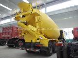 Camion durable de mélangeur concret de Sinotruk 6X4 10cbm